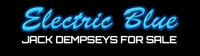 Electric Blue Jack Dempseys